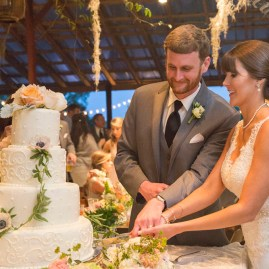 Kimberly wedding catered by Taylor grocery