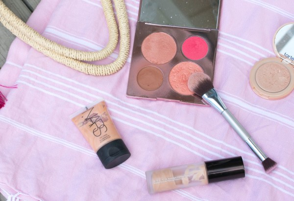 Mondays, Beach, Highlighters, Becca, NARS, Becca, tarte, itcosmetics, Ulta, Sephora, Forever 21, Beach Makeup, Summer, Summer Looks, Style Influencer, FBlogger, Beauty Blogger, Lifestyle Blogger, Winston-Salem Blogger, Kernersville Blogger, NC Blogger, tayloringstyle