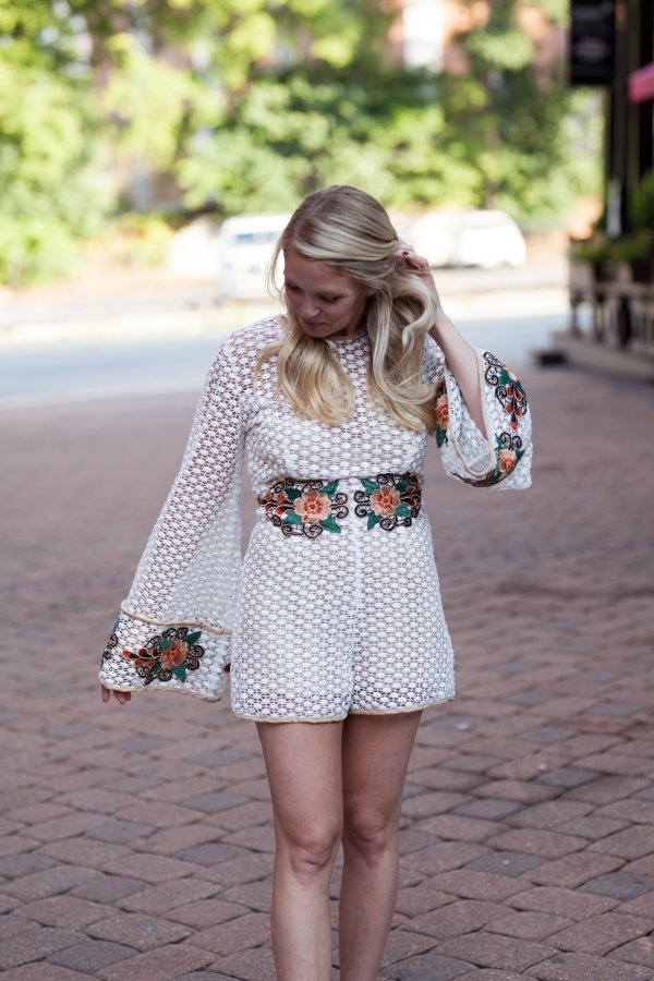 Summer to Fall, Fall Style, Fall Trends, Style Influencer, Fall Romper, Petal Boutique, Shop Petal, Petal Charlotte, Fashion Blogger, FBlogger, Lifestyle Blogger, NC Blogger, Charlotte Blogger, QC, Style, tayloringstyle, dkourtneyphoto, Deeana Beckley, tayloringstyle