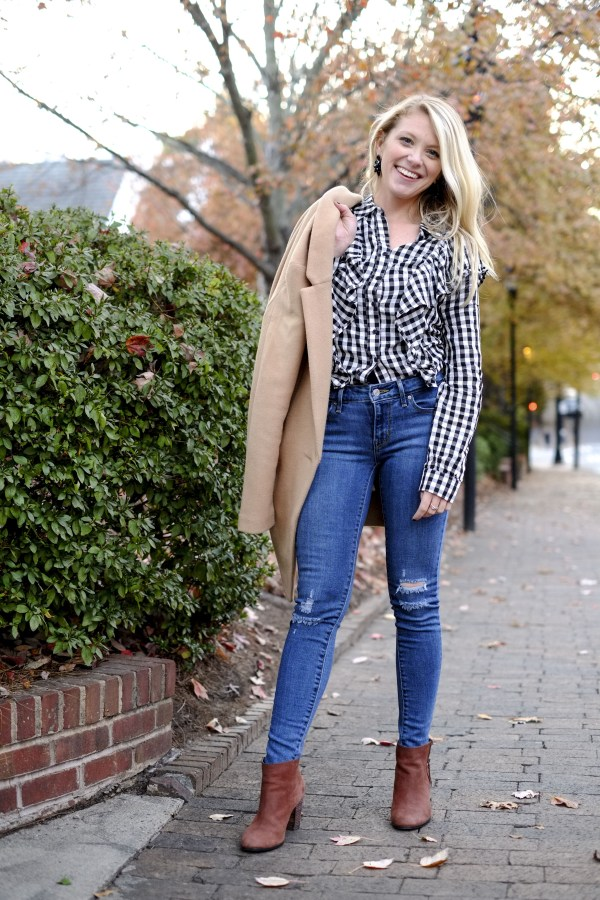 November, Style Influencer, Fashion Blogger, FBlogger, Thanksgiving, Thanksgiving Look, Holidays, Holidays 2017, Holiday Looks, Nordstrom, Old Navy, Levi's, Cole Haan, LOFT, Charlotte Blogger, CLT Blogger, NC Blogger, tayloringstyle, Taylor Your Closet
