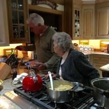 Grandma and Patrick