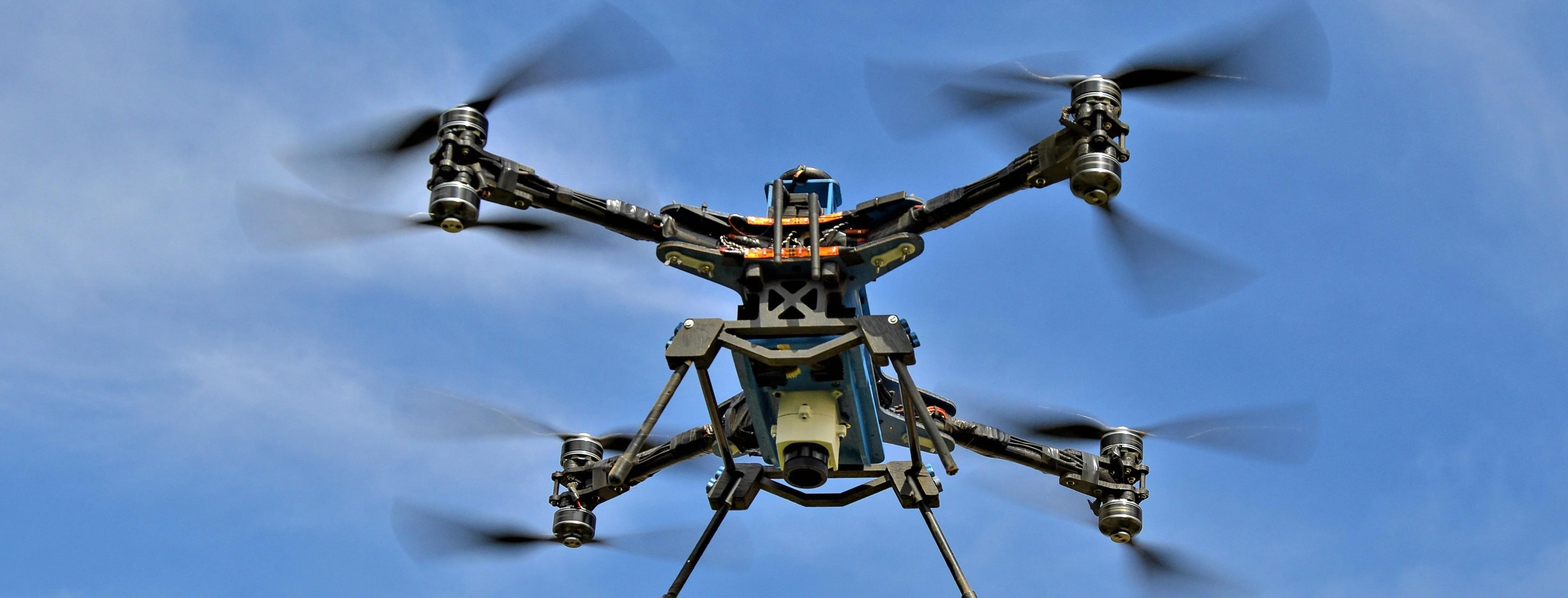 DroneFlying1