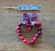 Cranberry Hearts
