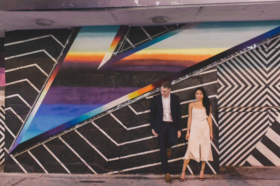 engagement portraits in Las Vegas with Taylor Made Photography