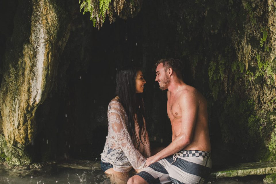 romantic portraits at Little Jamaica with Taylor Made Photography