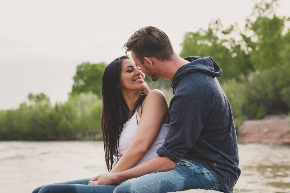 couples portraits by AZ photographer Taylor Made Photography