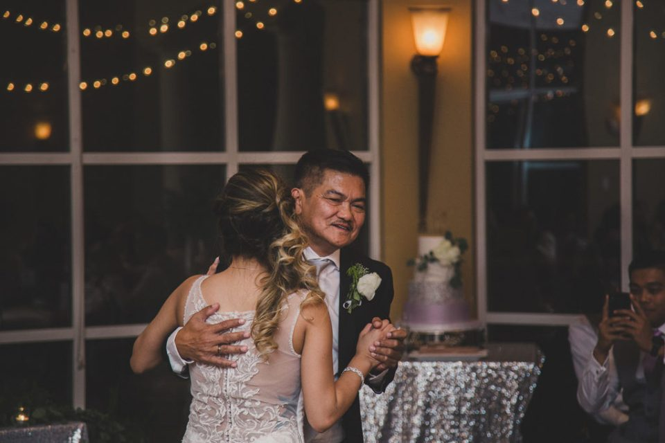 Taylor Made Photography captures bride and father dancing