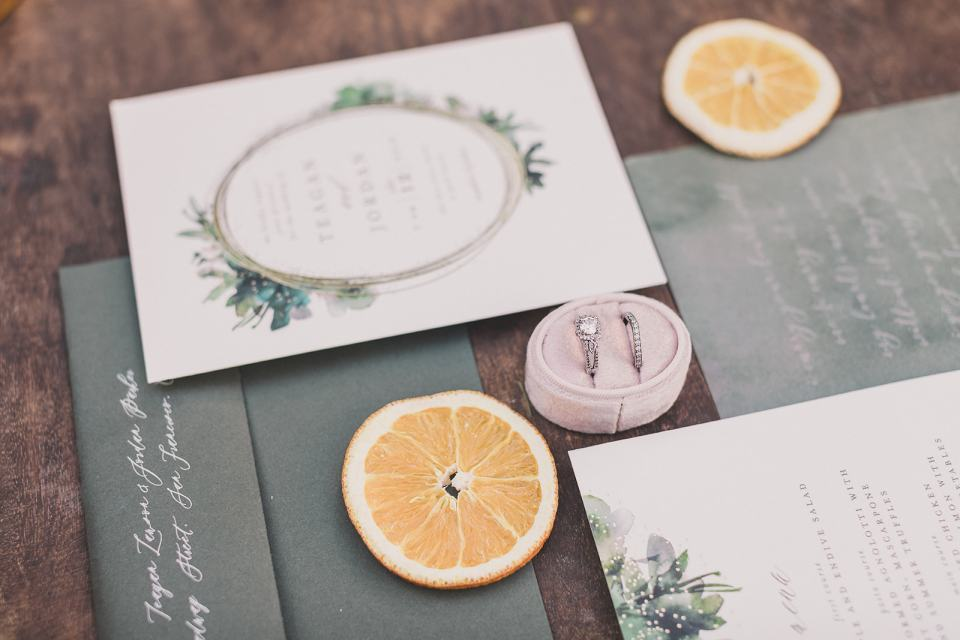 summer elopement at the Resort at Mt Charleston photographed by Taylor Made Photography