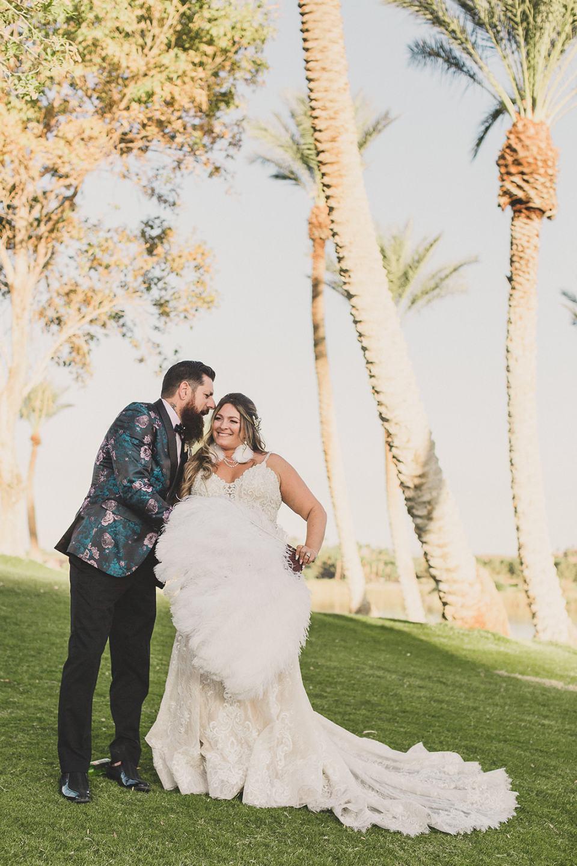 wedding portraits in Las Vegas