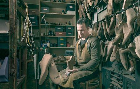 Robert, shoemaking