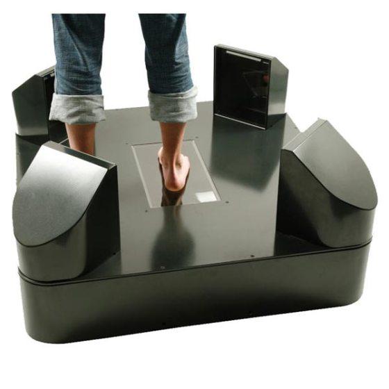 Bespoke orthopaedic shoes