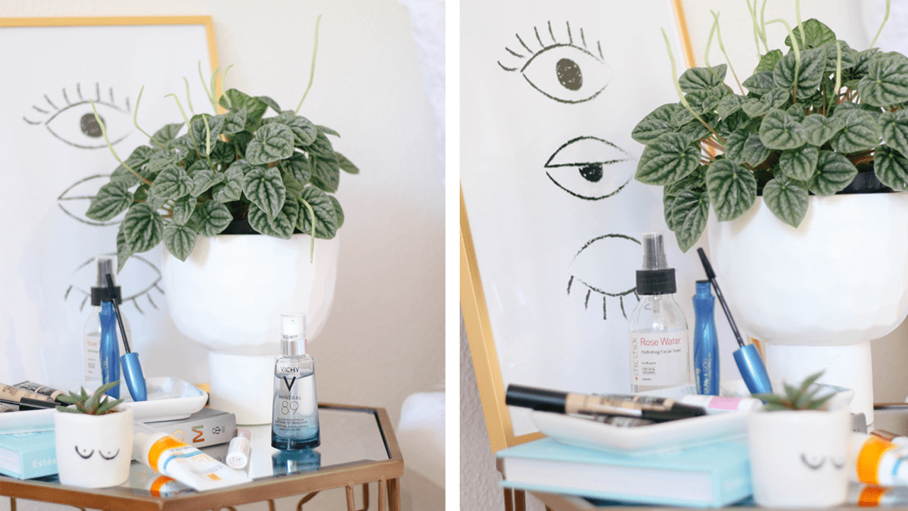 Summer Beauty Essentials for the minimal girl
