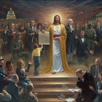 On The Lordship Of Jesus or: How To Preach For Memorial Day Weekend
