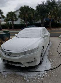 Taylor Mobile Detail Jacksonville FL Honda Accord 1