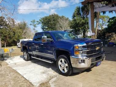 Taylor Mobile Detail Jacksonville FL Chevy 2500HD After