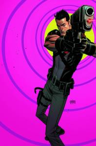 Publisher: DC COMICS (W) Tim Seeley, Tom King (A) Mikel Janin & Various (CA) Andrew Robinson A thrilling new chapter of Dick Grayson's life begins in this title collecting the start of his new hit series. It's a super-spy thriller that will shock you and prove one thing: You may think you know Nightwing - but you don't know Dick! As he digs into the mysterious organization known as SPYRAL and learns more about his new partner, Helena Bertinelli, how can Dick keep track of all the lies? Or will he fall apart once he can no longer tell fact from fiction? Plus: Dick Grayson goes toe-to-toe with the Midnighter! Collects GRAYSON #1-4, a story from SECRET ORIGINS #7 and GRAYSON: FUTRUES END #1. Item Code: MAR150270
