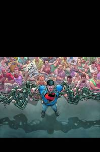 "Publisher: DC COMICS (W) Greg Pak (A/CA) Aaron Kuder The Superman epic you never expected - ""TRUTH"" continues! Who will stand by Clark Kent? Item Code: MAY150183"