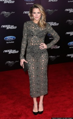 """Premiere Of DreamWorks Pictures' """"Need For Speed"""" - Arrivals"""