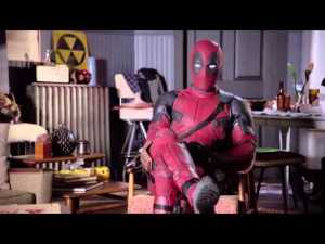 DEADPOOL Promo Clip - Touch Yourself Tonight