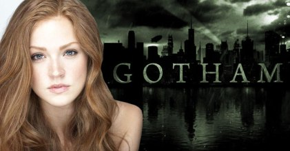 Maggie Geha is cast as the new Poison Ivy