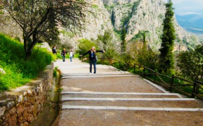 Pictory: On The Road to Delphi