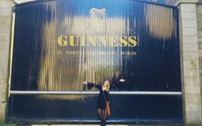Exploring the Guinness Storehouse in Dublin
