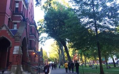 Look Mom, I Went To Harvard!