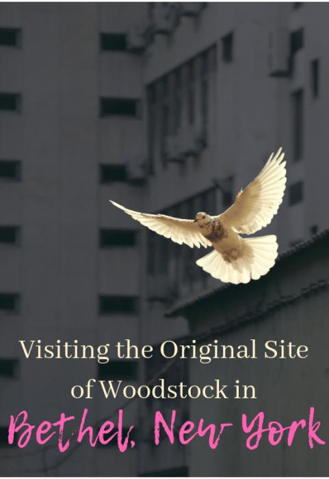 Visiting the Original Site of Woodstock in Bethel, New York