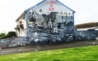 What to Expect From a Political History Tour in Belfast, Ireland