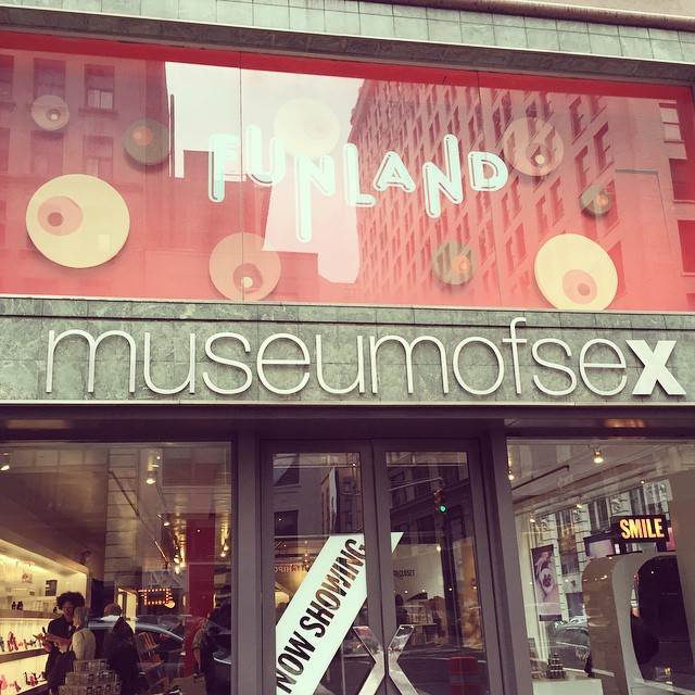 My Experience at Manhattan's Museum of Sex