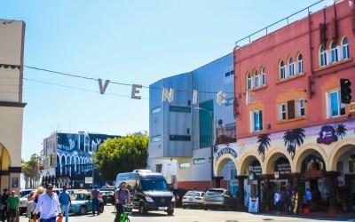 From Santa Monica to Venice, California (In Photos)