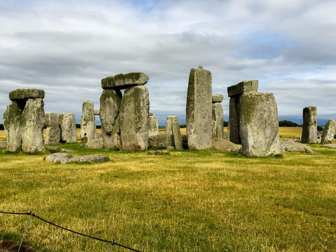 windsor castle, bath, and stonehenge
