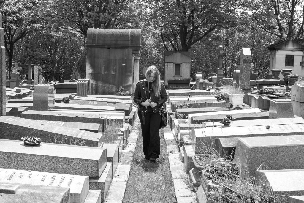 Père Lachaise Cemetery