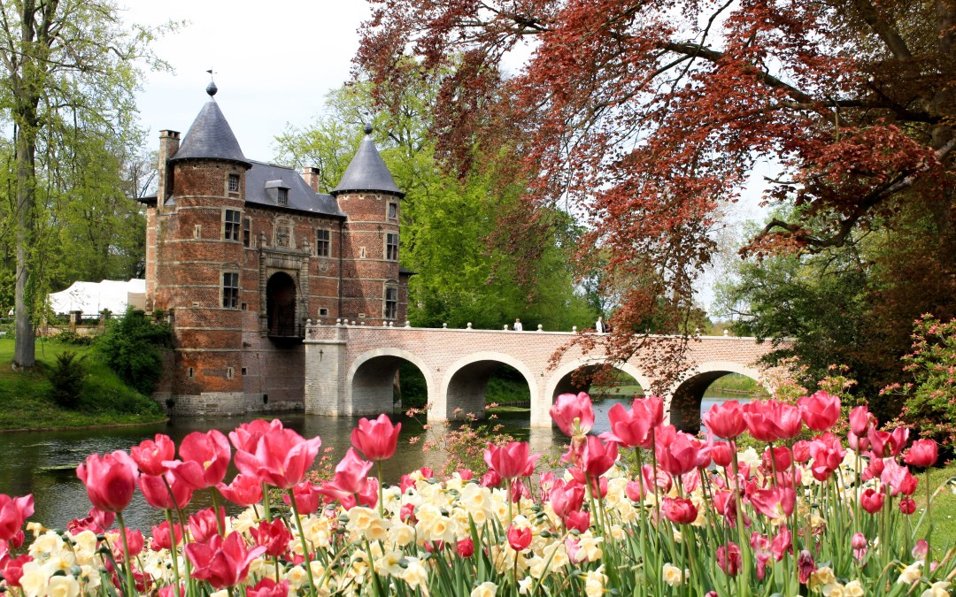 Groot-Bijgaarden Castle: A Floralia Brussels Photo Essay