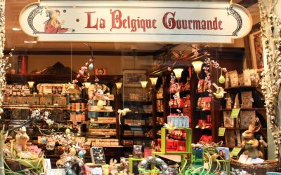 A lesson in life, love, and happiness in Brussels