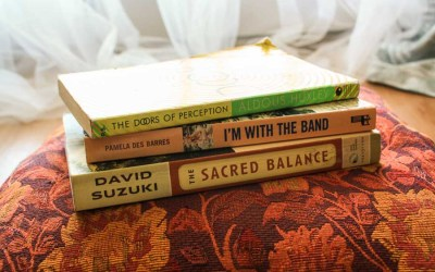 5 Books That Changed My Life