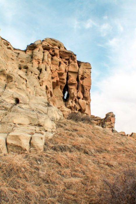 Visit Writing On Stone Provincial Park