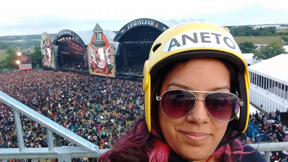 On Music Festivals, Travel, and Lemmy Kilmister: An Interview with Karen Hernandez