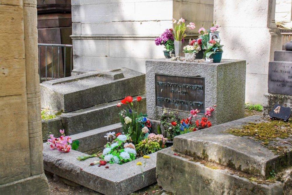 How to Visit Jim Morrison's Grave in Paris