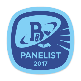 BronyCon-2017-Panelist_Sticker-Blue