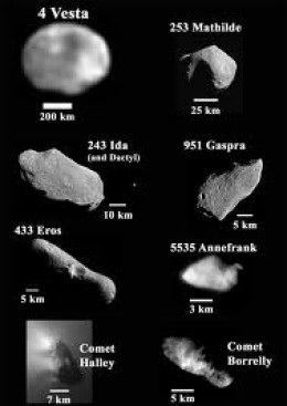 What About Those Asteroids? - Science News
