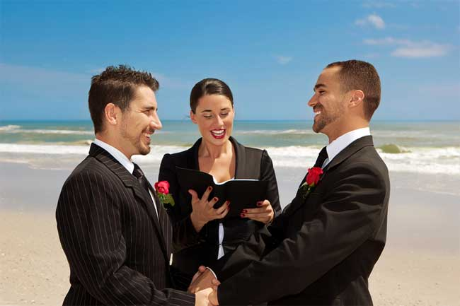 CONNECT, DON'T INFORM — WRITING YOUR OWN WEDDING VOWS