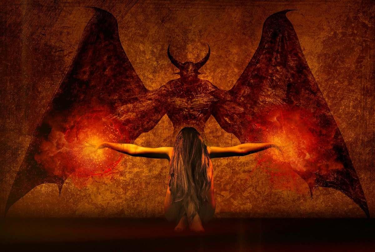 Utfordre Demon.