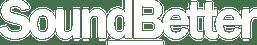 SoundBetter Logo Transparent White Tiny