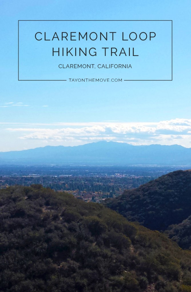 California Hiking Trail - Claremont Loop
