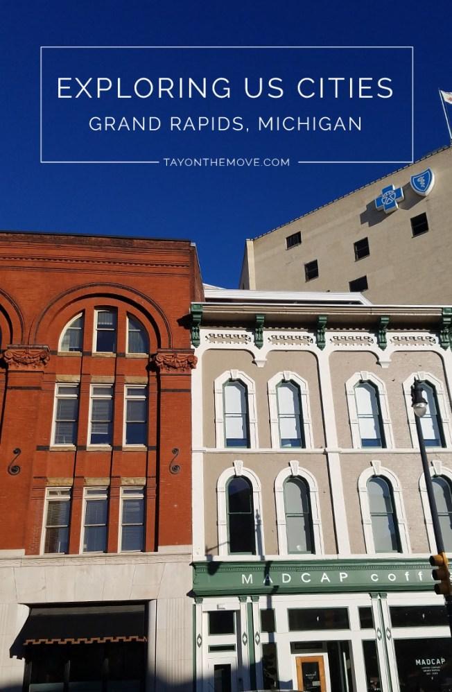 US Cities - Grand Rapids, Michigan