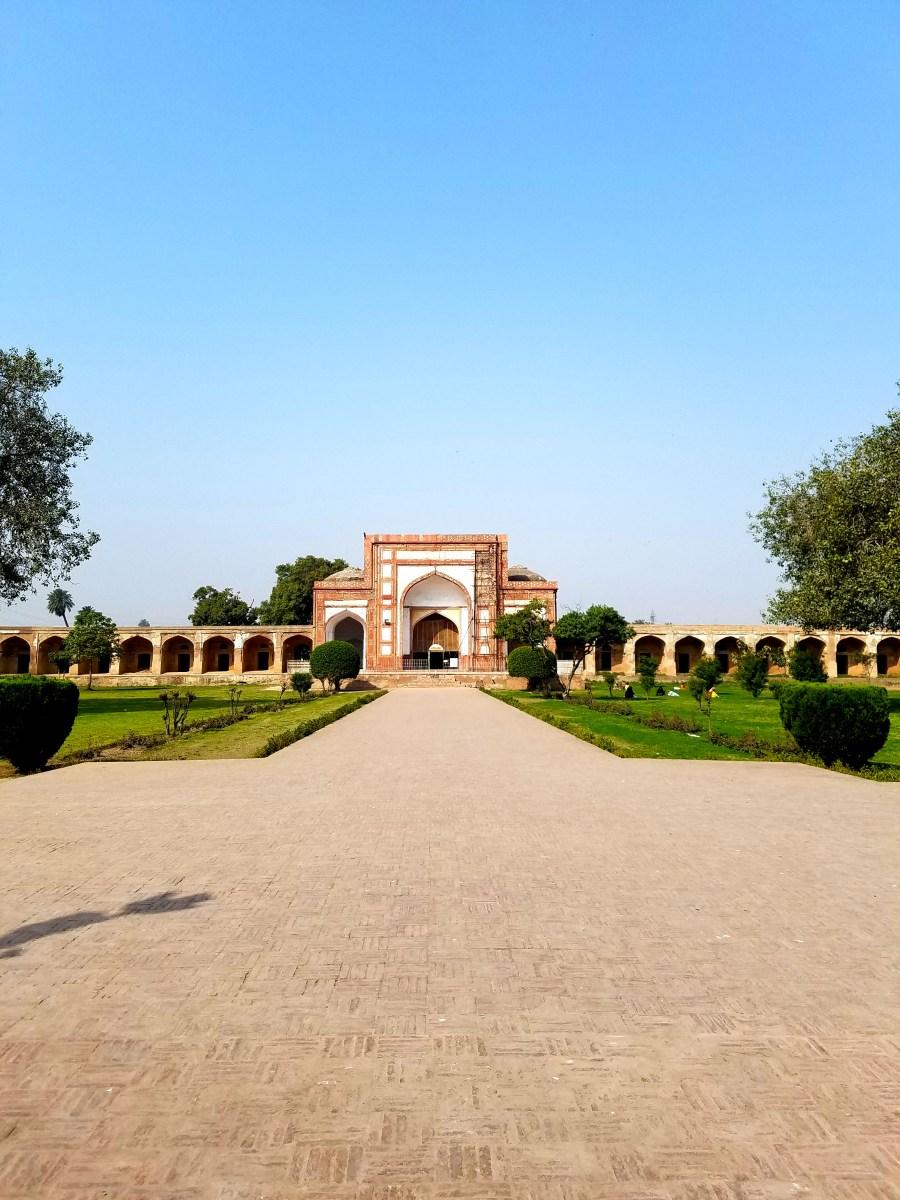 Tomb of Jahangir - Lahore, Pakistan