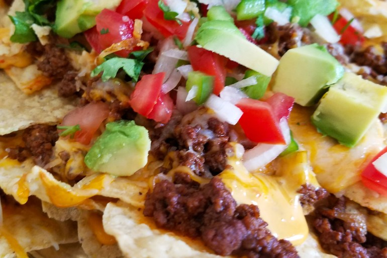 Easy & Delicious Nachos Recipe