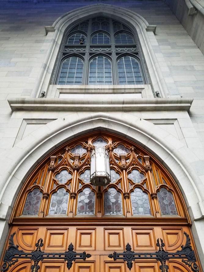 Notre-Dame Basilica, Montreal Canada