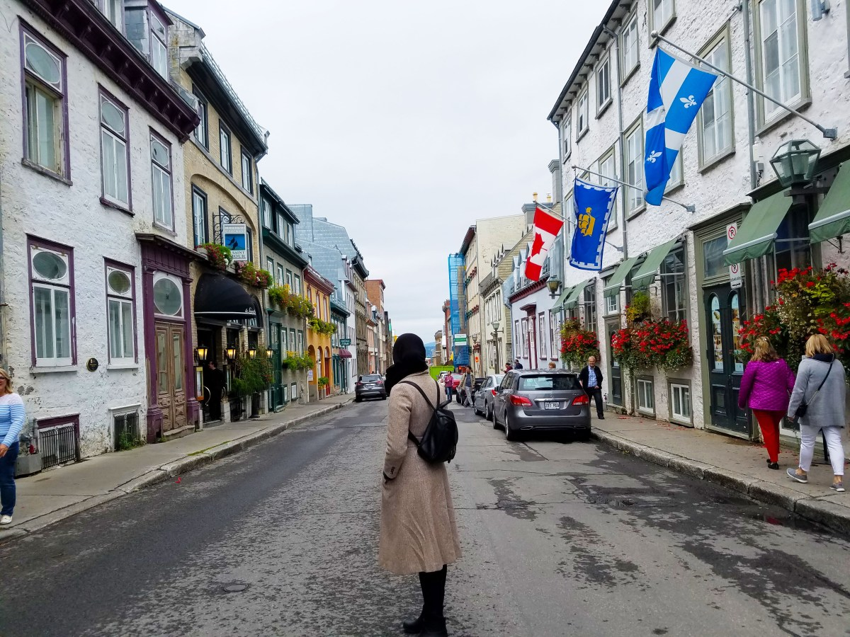 Quebec City - Quebec, Canada